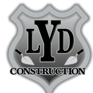 LYD Construction Logo Design