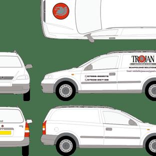 Trojan Astra Van