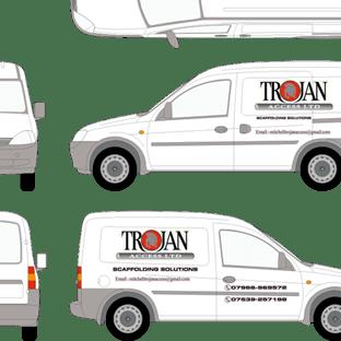 Trojan Corsa Combi Van