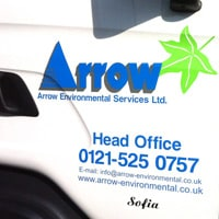 Arrow Vehicle Graphics