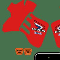 Honda CR 125 1985 OEM Kit
