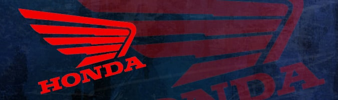 Honda Motocross Number Boards