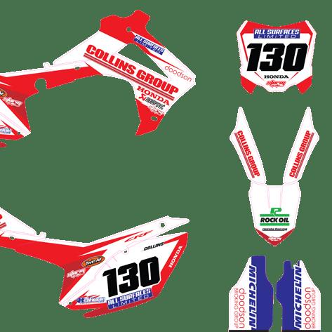 GDFK-00031 Honda All Surfaces Kit