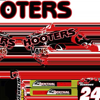 Honda CRF150 Hooters Kit