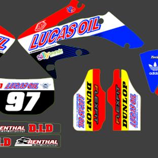 Honda CRF 250X 450X 2005 2013 Lucas Oil Kit