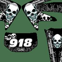 Honda CRF250X Evil Skull Kit
