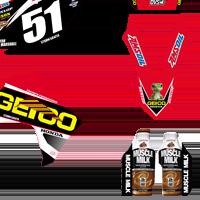 Honda Geico Kit 2014 250 2014 450 2013 2014 GDFK 00053