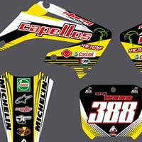 Honda CR 250 2003 Capellos Mikey Webb