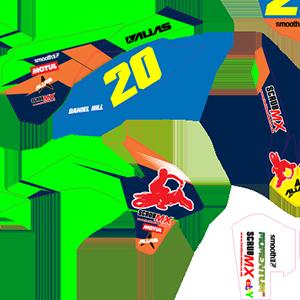 KTM 2013-2014 Dan Hill