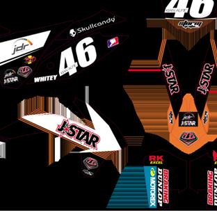 KTM SX 2013 2014 J Star