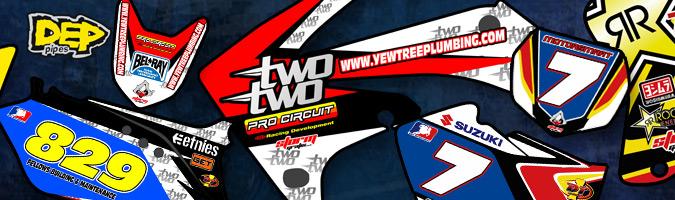 MX Motocross & Enduro Graphics & Accessories