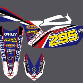 Yamaha YZF 250 2011 Nocky
