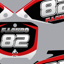CRF 125 250 450 Numberboards Graphics Any Year