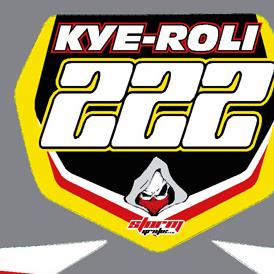 Suzuki RM 125 250 2008-2010 KYE-ROLI