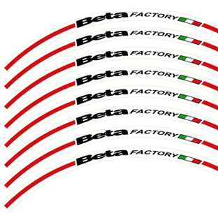 Beta Factory With Red Line