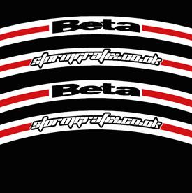 Beta Rim Tape
