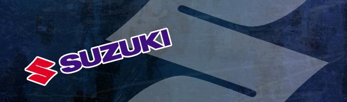 Suzuki Quad Bike Graphics