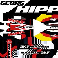 Beta Evo Georg Hippel German Flag Kit