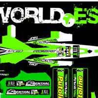 Beta Evo Trials World Kit