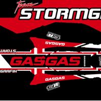 Gas Gas Txt Hammer Kit 2011 2012