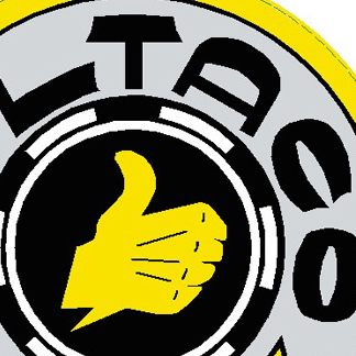 Bultaco Heavy Duty Tank Badge Sticker