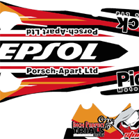 Inch Perfect Trials Repsol Kit